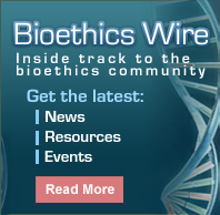 Bioethics Wire