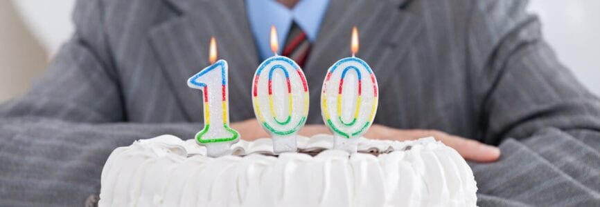 Illustrative image for On Living to 100 or More