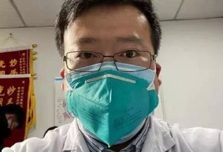 Illustrative image for Chinese Bioethicists: Silencing Doctor Impeded Early Control of Coronavirus