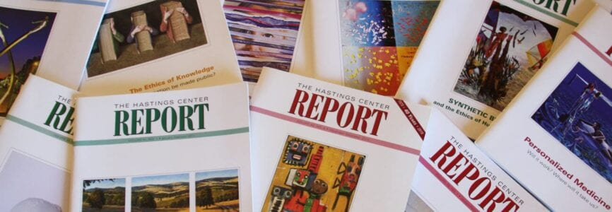 Hastings Center Report