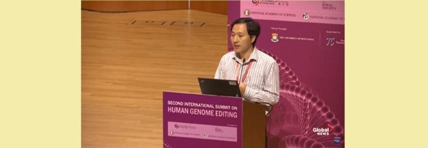 Illustrative image for Chinese Bioethicists Respond to the Case of He Jiankui