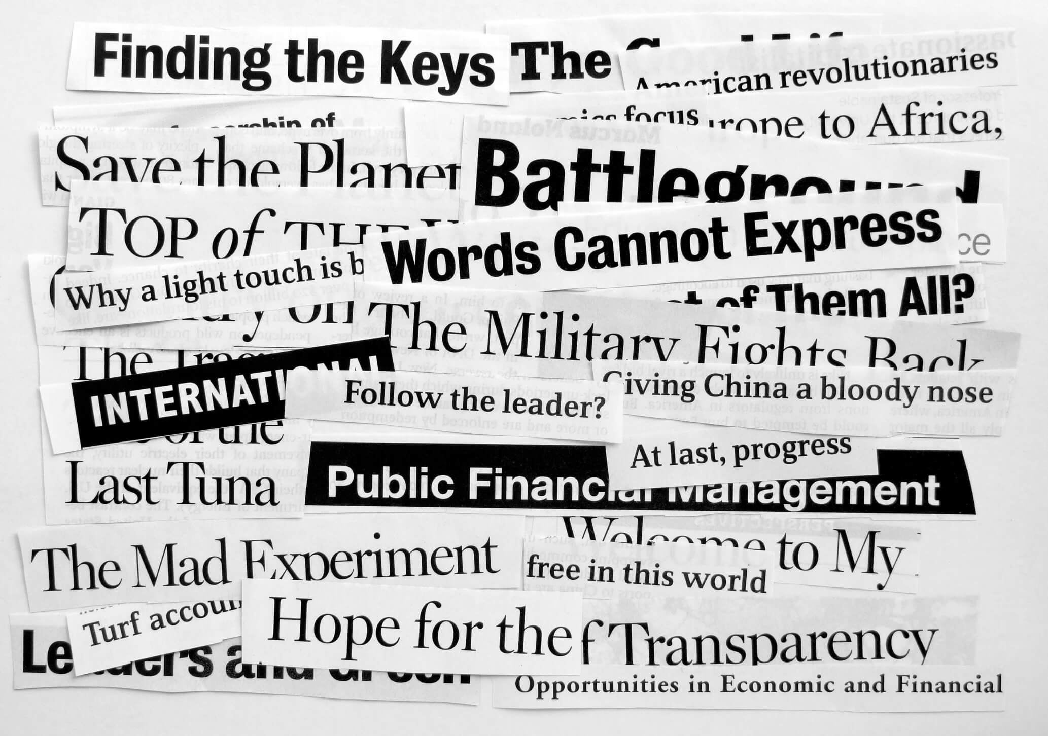 Simple but Powerful Words in Press Release Headline