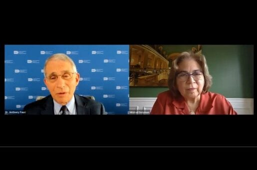 Dr. Fauci on Public Trust in Science