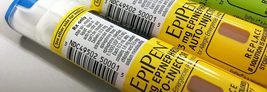 Illustrative image for Why EpiPen Prices Are No Shock