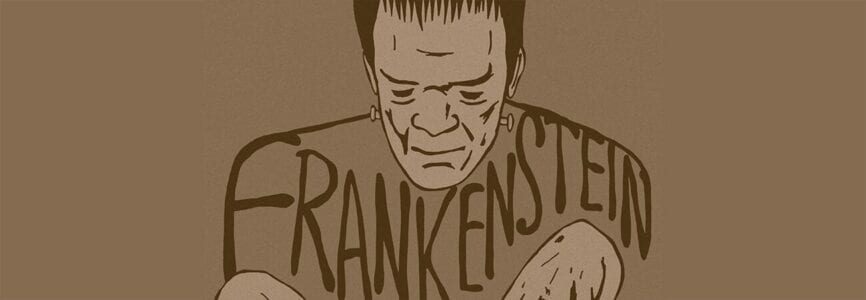 Illustrative image for What Can Frankenstein Teach Us About Living in the Genetics Age?