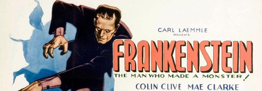 """Illustrative image for Hastings Scholar on Public Radio's """"Science Friday"""": """"Frankenstein"""" at 200"""