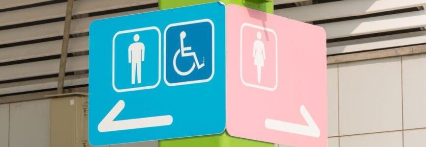 Illustrative image for Bathroom Bioethics