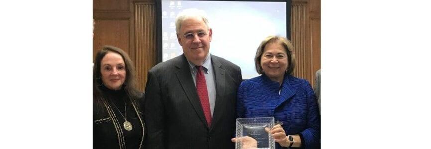 Illustrative image for Hastings Center, Co-Founder Honored for Ethics Leadership