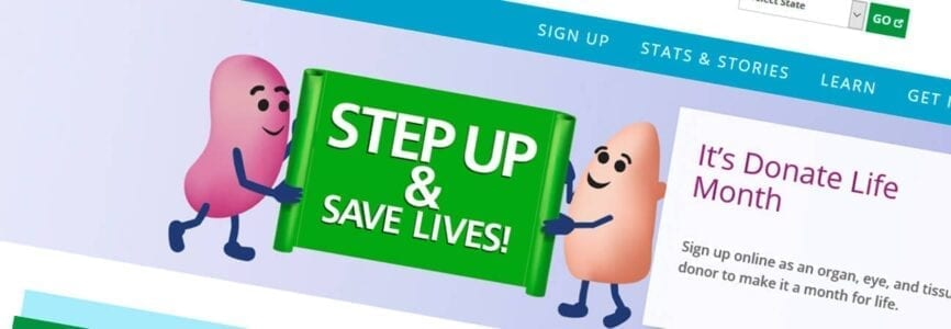 Illustrative image for Evaluating Recommendations to Increase Organ Donation