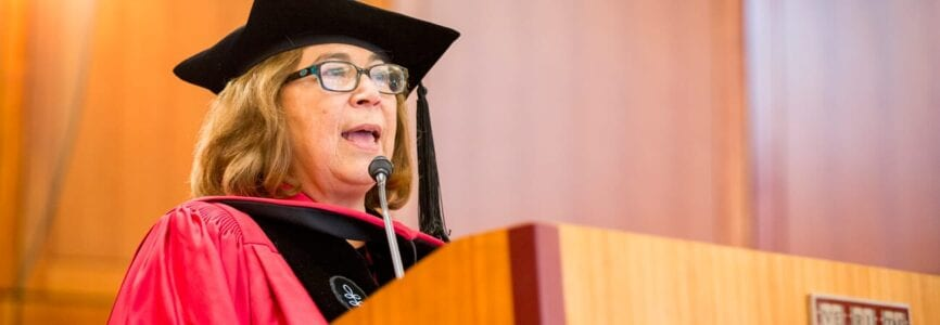 Illustrative image for Hastings President Gives Harvard Commencement Speech to Bioethics Graduates